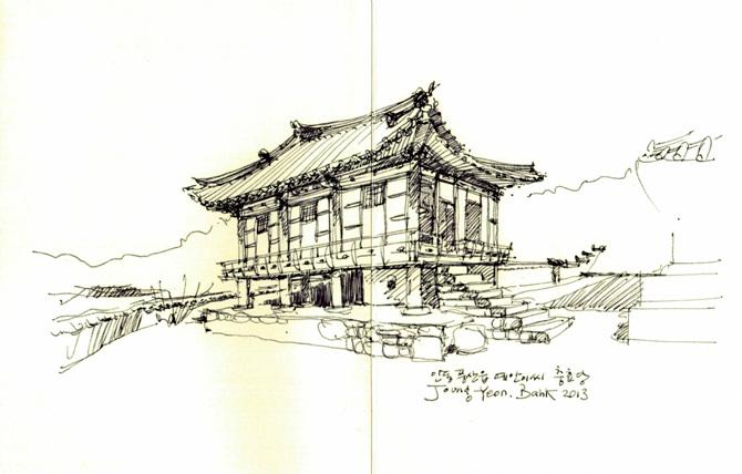 안동-03-풍산읍 예안이씨 충효당